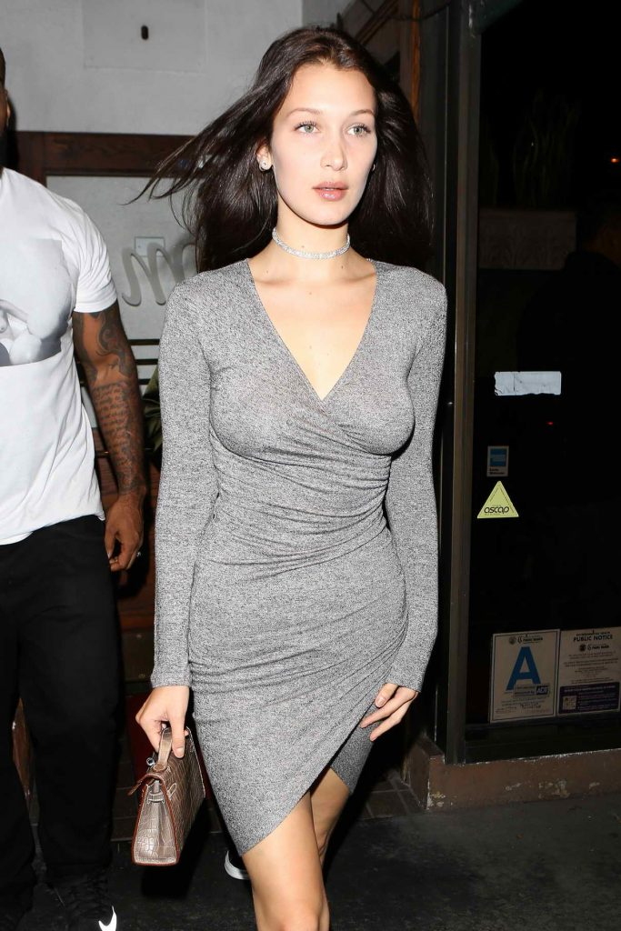 Bella Hadid Was Seen Out in West Hollywood 06/17/2016-1