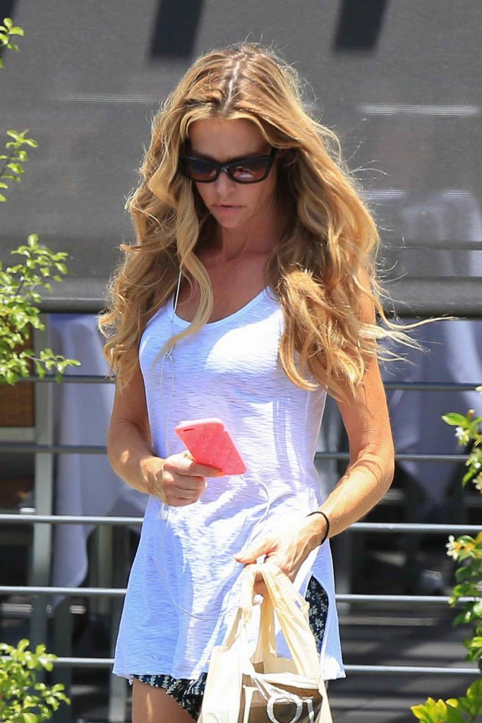 Denise Richards Was Seen Out in Malibu 06/03/2016-1