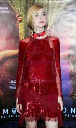 Elle Fanning Attends The Neon Demon Paris Premiere 06/03/2016-8
