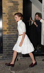Emma Watson Leaves the Chiltern Firehouse in London 06/09/2016-3