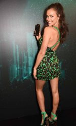 Irina Shayk Attends Sirin Labs VIP Launch Party in London 05/31/2016-2