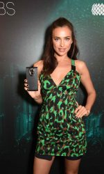 Irina Shayk Attends Sirin Labs VIP Launch Party in London 05/31/2016-5
