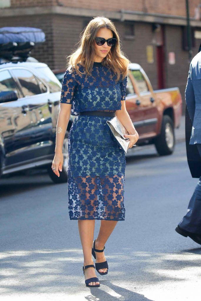 Jessica Alba Was Spotted Out in New York City 06/15/2016-1
