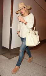 Kate Hudson Arrives at LAX Airport Los Angeles 05/31/2016-2