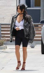 Kim Kardashian Heads to the Studio Santa Monica 05/31/2016-5