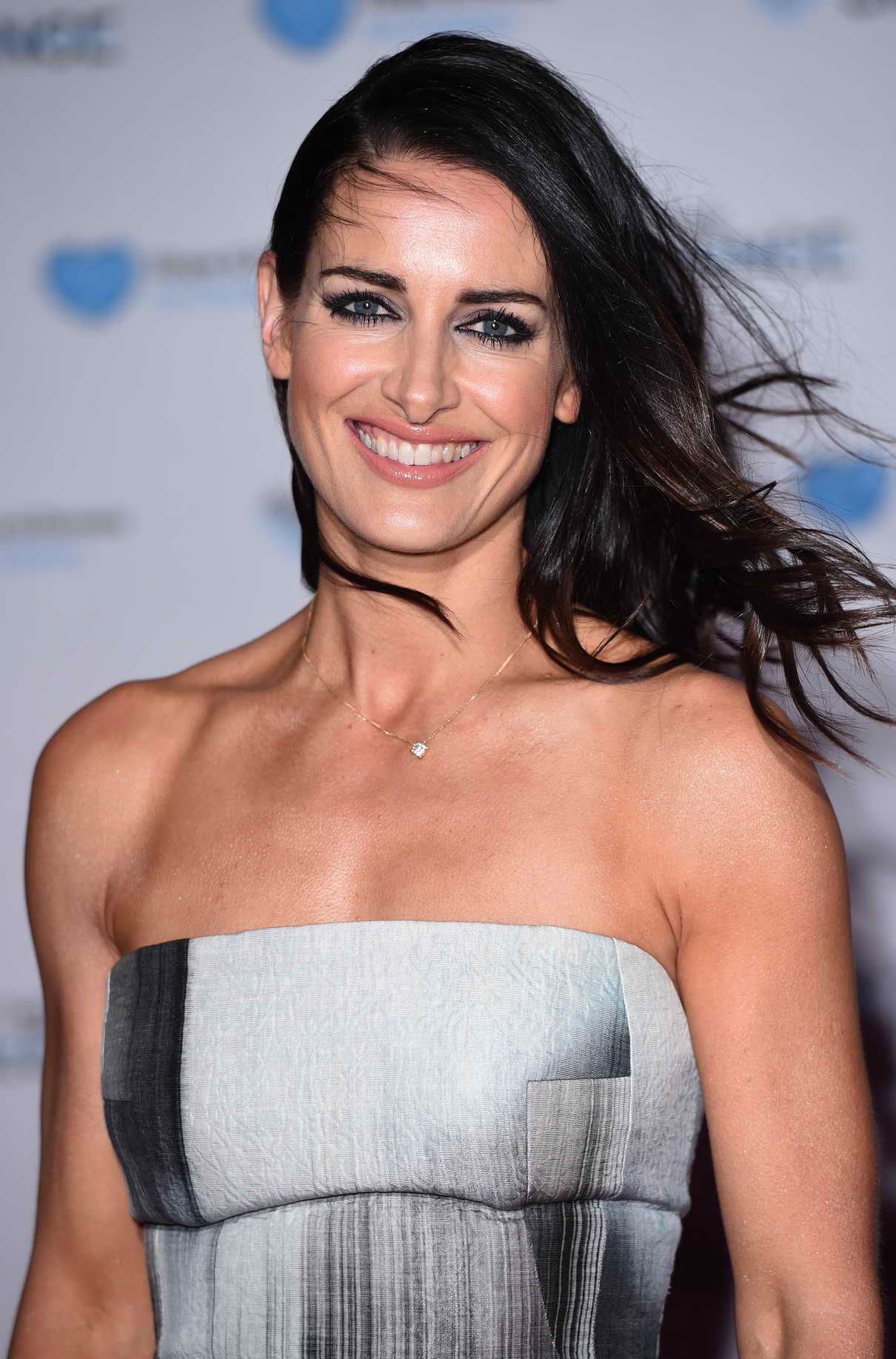 Kirsty Gallacher At The End The Silence Fundraiser In