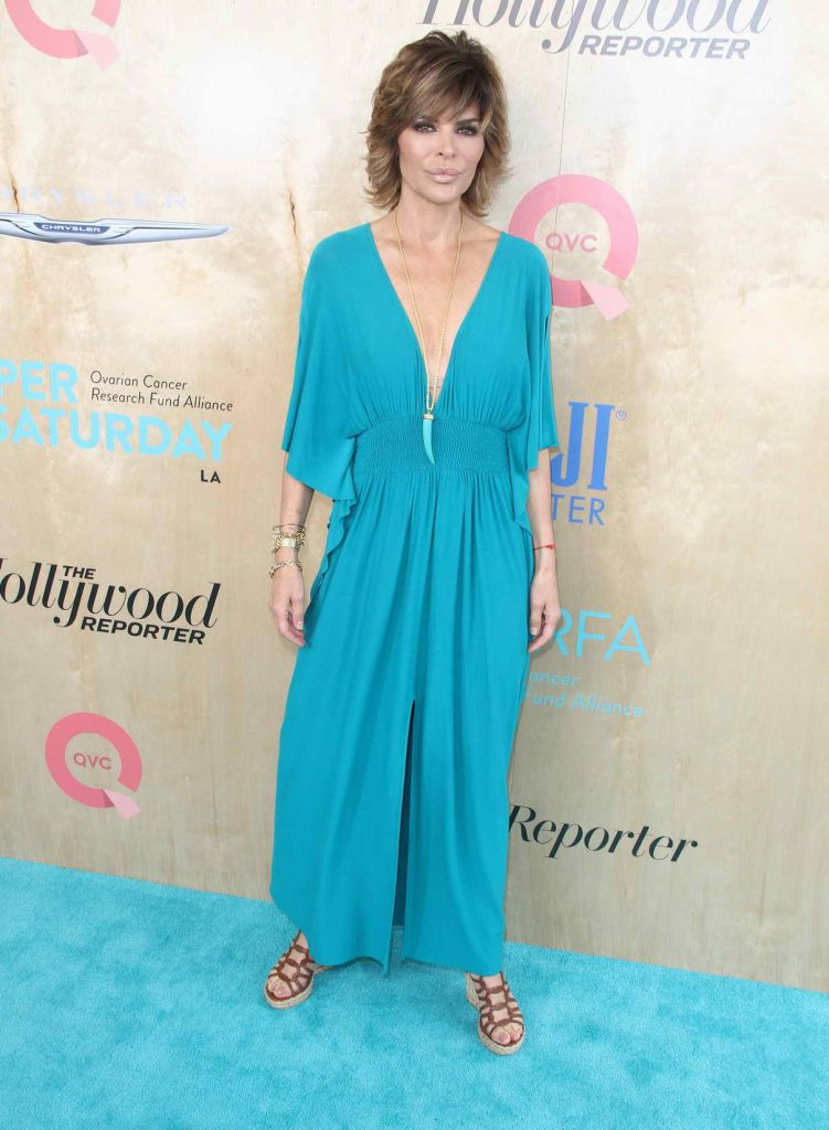 Lisa Rinna at the Ovarian Cancer Research Fund Alliance's 3rd Annual Super Saturday in Santa Monica 06/11/2016-1