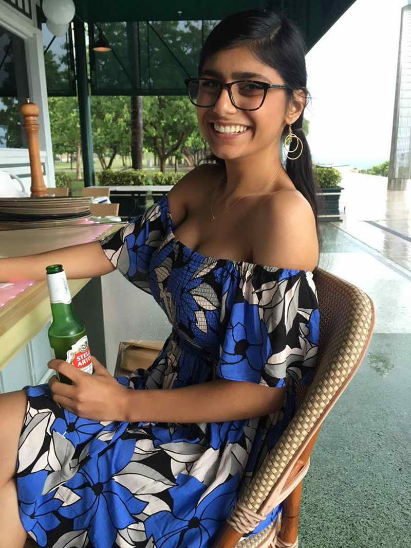 Mia Khalifa New Photos 5 Lacelebs Co