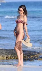 Alessandra Ambrosio in Bikini in Ibiza 07/02/2016-5