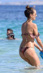 Alessandra Ambrosio in Bikini in Ibiza 07/02/2016-7
