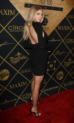 Charlotte McKinney at the 2016 MAXIM Hot 100 Party at the Hollywood Palladium in Los Angeles 07/30/2016-3