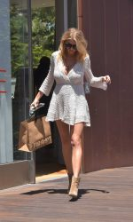 Charlotte McKinney Goes Shopping in Malibu 07/03/2016-2