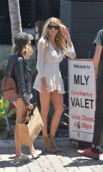Charlotte McKinney Goes Shopping in Malibu 07/03/2016-3