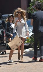 Charlotte McKinney Goes Shopping in Malibu 07/03/2016-9