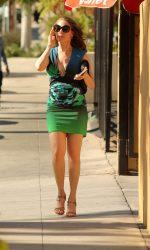 Erika Jordan Out in Beverly Hills 07/10/2016-2