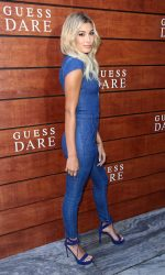 Hailey Baldwin at the Launch of Guess Dare Fragrance in Los Angeles 07/27/2016-2