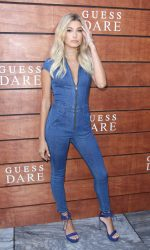 Hailey Baldwin at the Launch of Guess Dare Fragrance in Los Angeles 07/27/2016-4