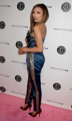 Jeannie Mai at the 4th Annual Beautycon Festival in Los Angeles 07/09/2016-2