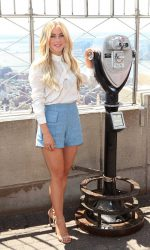 Julianne Hough at Empire State Building in New York 07/11/2016-2