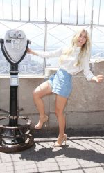 Julianne Hough at Empire State Building in New York 07/11/2016-3