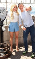 Julianne Hough at Empire State Building in New York 07/11/2016-5