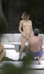 Kate Hudson in Bikini at a Pool in Ibiza 07/13/2016-9