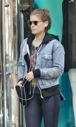 Kate Mara Goes Shopping in London 07/14/2016-5