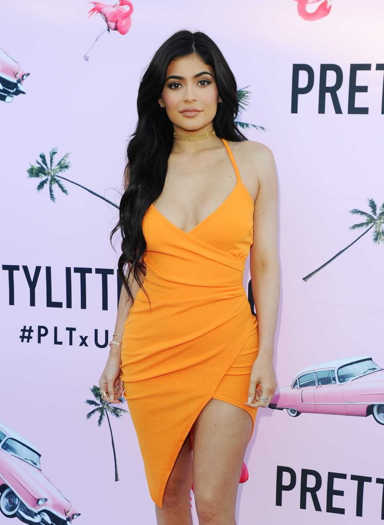Kylie Jenner at the PrettyLittleThing.com US Launch Party in Los Angeles 07/07/2016-1