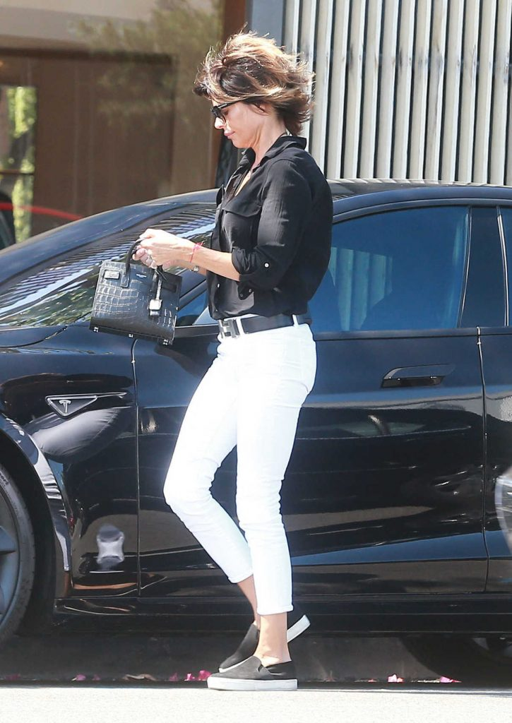 Lisa Rinna Was Seen Out in West Hollywood 07/13/2016-1