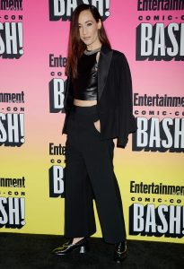 Maggie Q at Entertainment Weekly Annual Comic-Con Party at Hard Rock Hotel in San Diego 07/23/2016-2