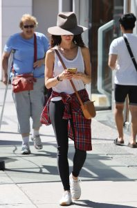 Abigail Spencer Was Seen Out in Vancouver 08/19/2016-3