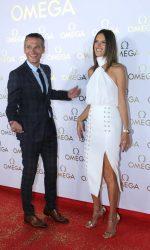Alessandra Ambrosio in White at the Omega House in Rio de Janeiro 08/07/2016-4