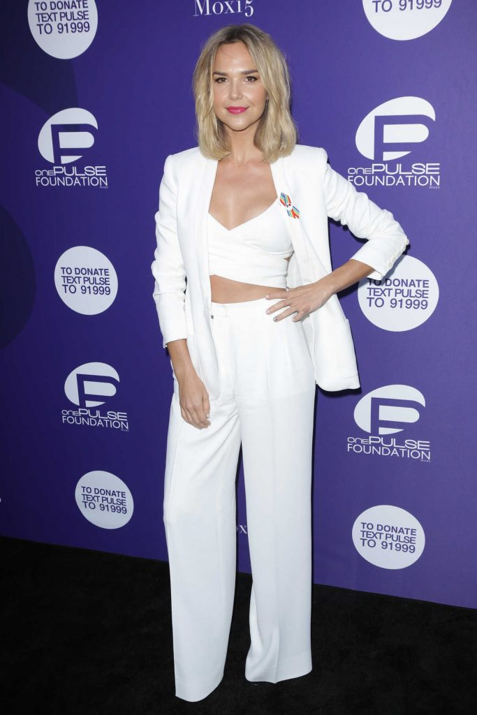 Arielle Kebbel Benefit for OnePulse Foundation in California 08/19/2016-1