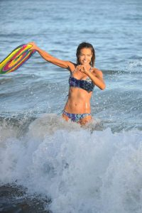 Denise Richards in Bikini at the Beach in California 07/31/2016-4