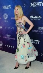 Elle Fanning at Variety's Power of Young Hollywood Presented by Pixhug in Los Angeles 08/16/2016-3