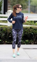 Jennifer Garner Hits the Gym in Brentwood 08/06/2016-3