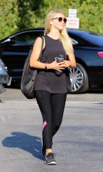 Julianne Hough Arrives at Just Dance 08/23/2016-3