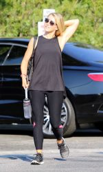 Julianne Hough Arrives at Just Dance 08/23/2016-5
