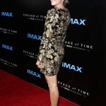Brittany Snow at the Voyage of Time: The IMAX Experience Premiere in Los Angeles 09/28/2016-3