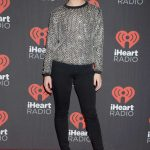 Hailee Steinfeld at the 2016 iHeartRadio Music Festival at T-Mobile Arena in Las Vegas 09/23/2016-3