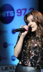 Hailee Steinfeld Hits 97.3 Sessions at Revolution in Fort Lauderdale 09/15/2016-4