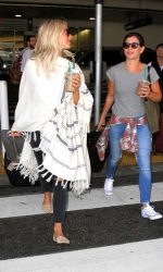 Julianne Hough Was Seen at LAX Airport in Los Angeles 09/08/2016-2