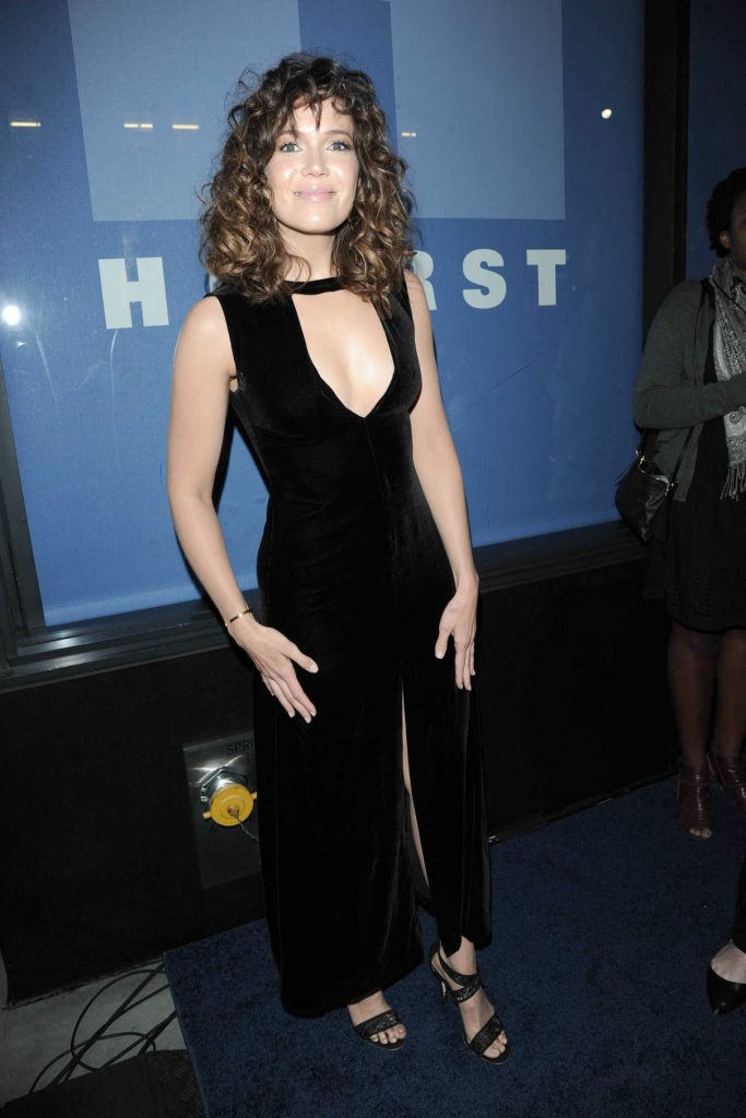 Mandy Moore at the Hearst Celebrates Launch of Hearstyle in New York 09/27/2016-1