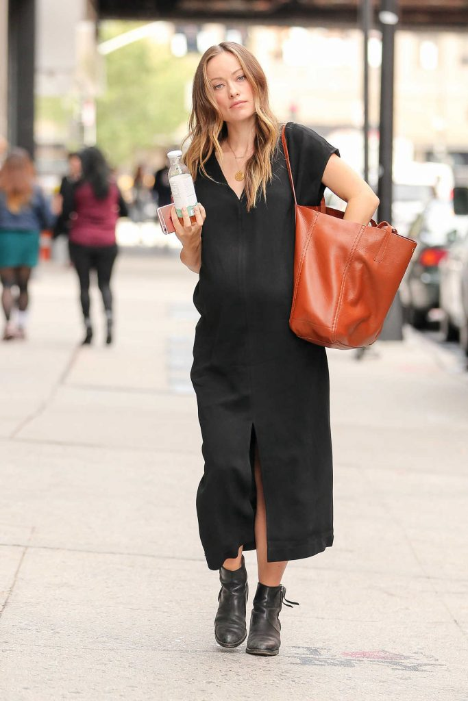 Olivia Wilde Was Seen Out in New York City 09/27/2016-1