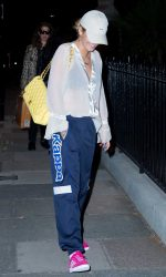 Rita Ora Leavies a Recording Studio in London 09/12/2016-3