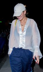 Rita Ora Leavies a Recording Studio in London 09/12/2016-5