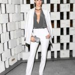 Alessandra Ambrosio at the Hammer Museum 14th Annual Gala in Westwood 10/08/2016-2