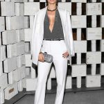 Alessandra Ambrosio at the Hammer Museum 14th Annual Gala in Westwood 10/08/2016-3