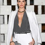 Alessandra Ambrosio at the Hammer Museum 14th Annual Gala in Westwood 10/08/2016-4