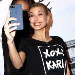 Hailey Baldwin at the Karl Lagerfeld Paris Collection Launch Event in New York 10/18/2016-5